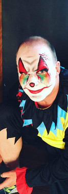 kando facepainting hire me for halloween