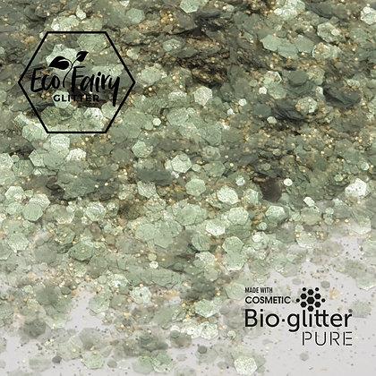 EcoFairy Basil Signature Biodegradable Pure Glitter