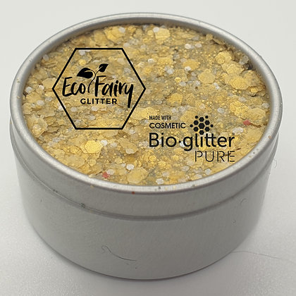 Carnation BioGlitterTM Balm | Pure