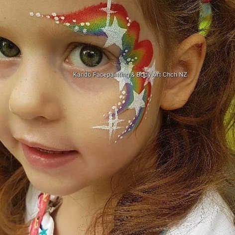 quick facepaint by kando
