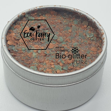 Olive BioGlitterTM Balm   Pure