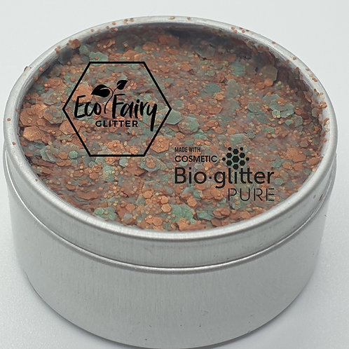 Olive BioGlitterTM Balm | Pure