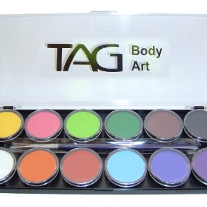 Regular Rainbow | Tag Mini Palettes