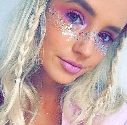 Hire a Bio Glitter Bar