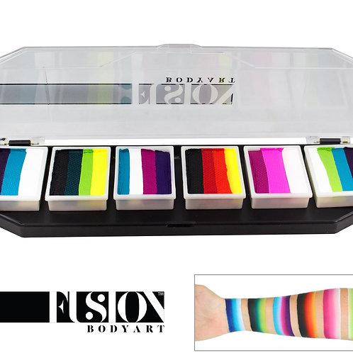 Rainbow Burst | Fusion