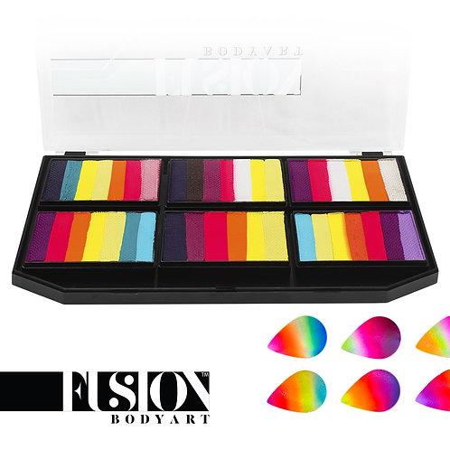 Vivid Rainbow FX   Leanne's