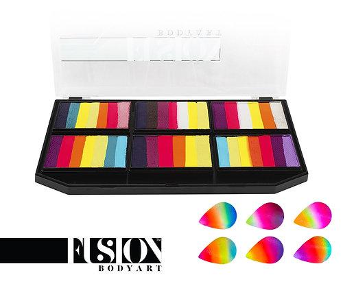 Vivid Rainbow FX | Leanne's