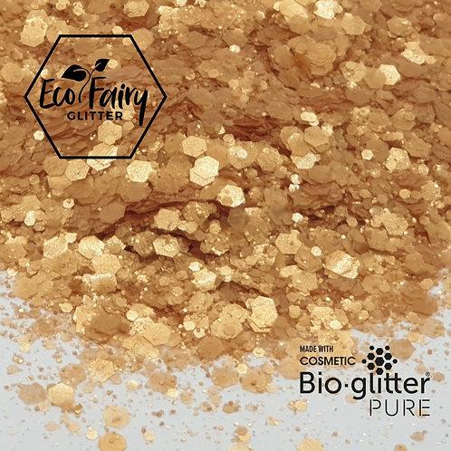 Autumn Glow Multi Loose BioGlitterTM Pure