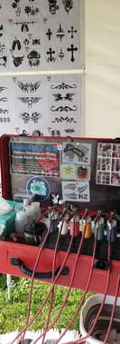 kando airbrushing 1 of 2 full kits