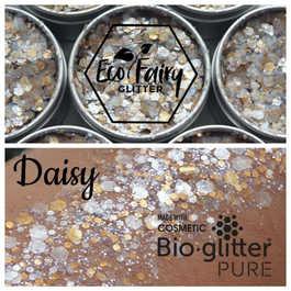 Daisy bio glitter balm by Kando