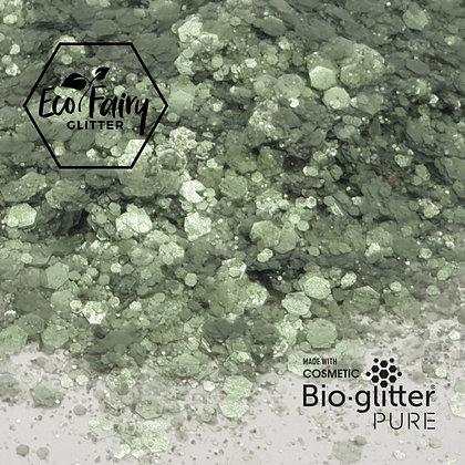 EcoFairy Green Mix Biodegradable Pure Glitter