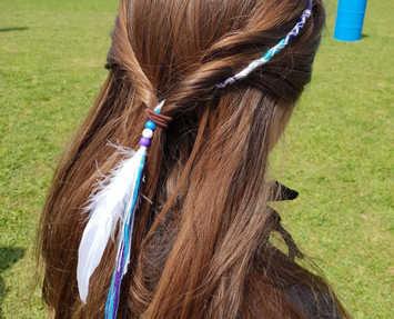 hairbraid wrap