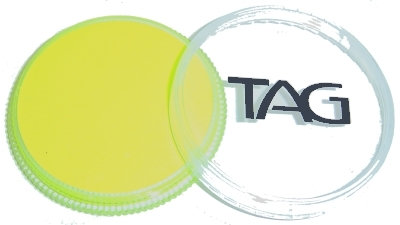 Yellow Neon | Tag Body Paint