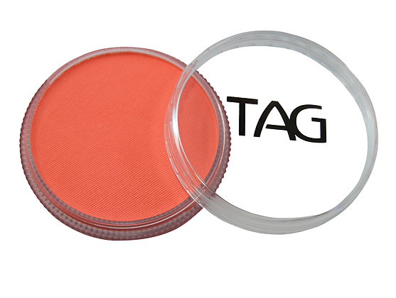Coral Neon   Tag Body Paint