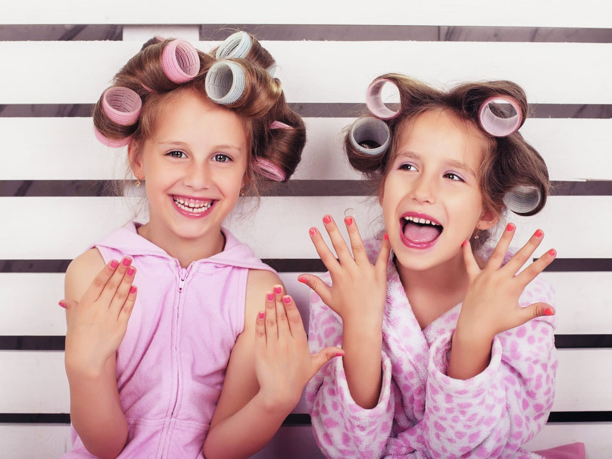 Upgraded Mini Pamper Party for the Kids
