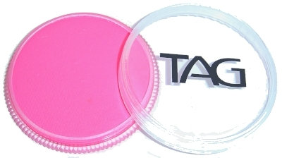 Pink Neon   Tag Body Paint