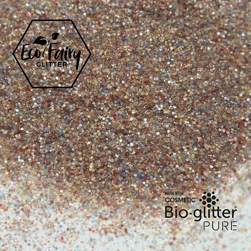 Rainbow Miniature Loose BioGlitterTM Pure