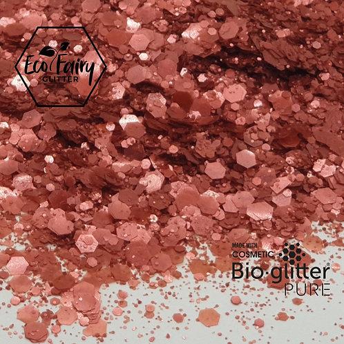Red Multi Loose BioGlitterTM Pure