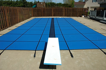 Sentinel Pool Products Removable Pool Fence & Pool Covers