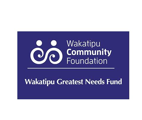 Wakatipu Greatest Needs Fund