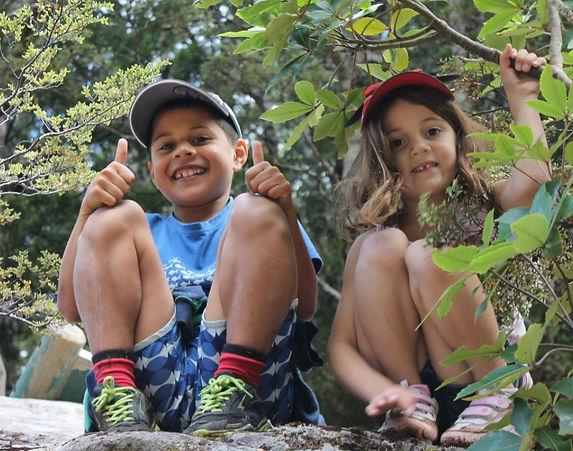 young boy and girl - nz.JPG
