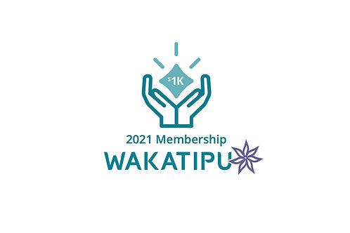 2021 Impact100 Wakatipu Membership CC Payment