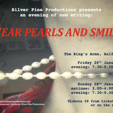 Wear Pearls And Smile