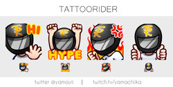 tattoorider