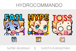 HydroCommando
