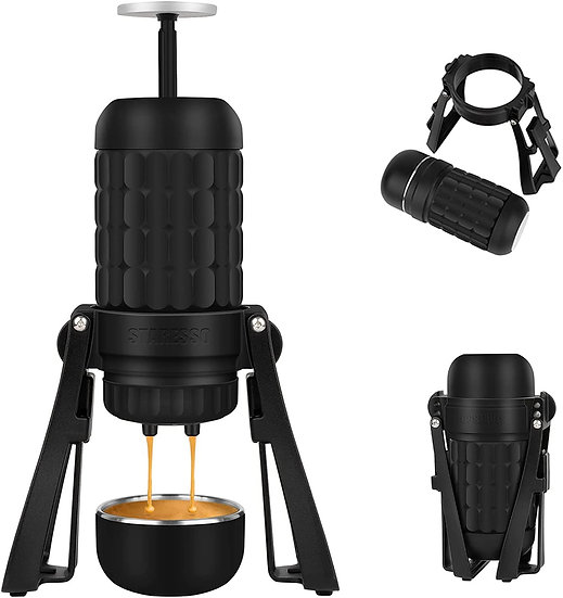 SP-300 Mirage Portable Espresso Maker