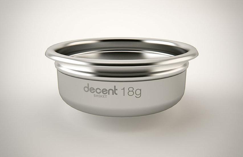 Precision Portafilter Basket - 18g