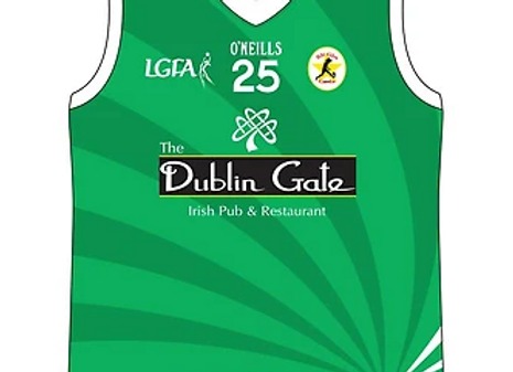 Saigon Gaels Women's Fit GAA Vest (2017) (Green)