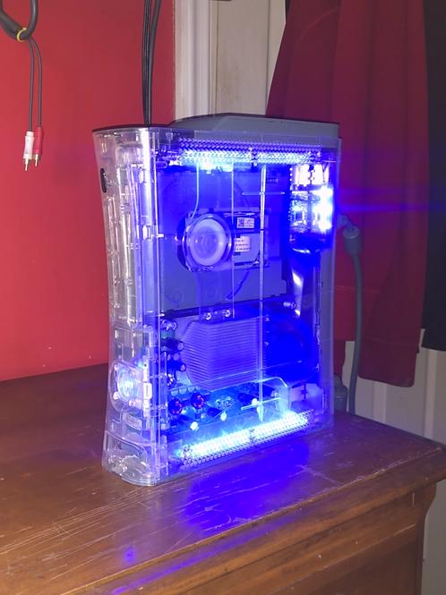 Ghost Case Jasper SMC+ RGH 500GB Bundle