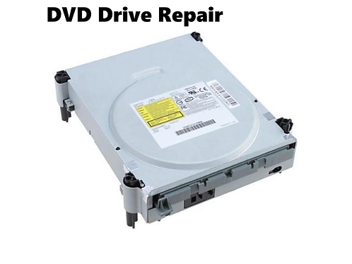 PHAT DVD Drive Repair
