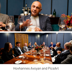 A billion downloads: Lunch with PicsArt CEO Hovhannes Avoyan