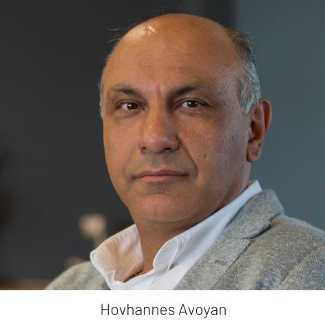 LTC Webinar: Hovhannes Avoyan