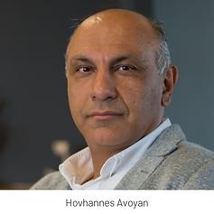 LTC Webinar with Hovhannes Avoyan