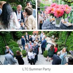 Summer Garden Party to celebrate LTC's anniversary