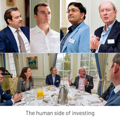 LTC Breakfast: The Human Side of Investing