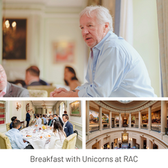 LTC 'Breakfast with Unicorns' at the Royal Automobile Club