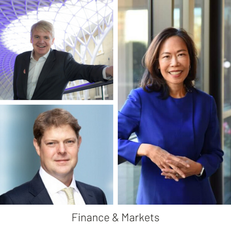 LTC Perspectives Series Webinar Two: Potential impact on finance and the markets