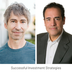 LTC Webinar: Robert Nelsen, Co-founder of Arch Ventures and William Sims, CEO of Cooledge