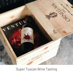 LTC Super Tuscan Wine Tasting