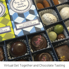 LTC Virtual Get Together and Chocolate Tasting