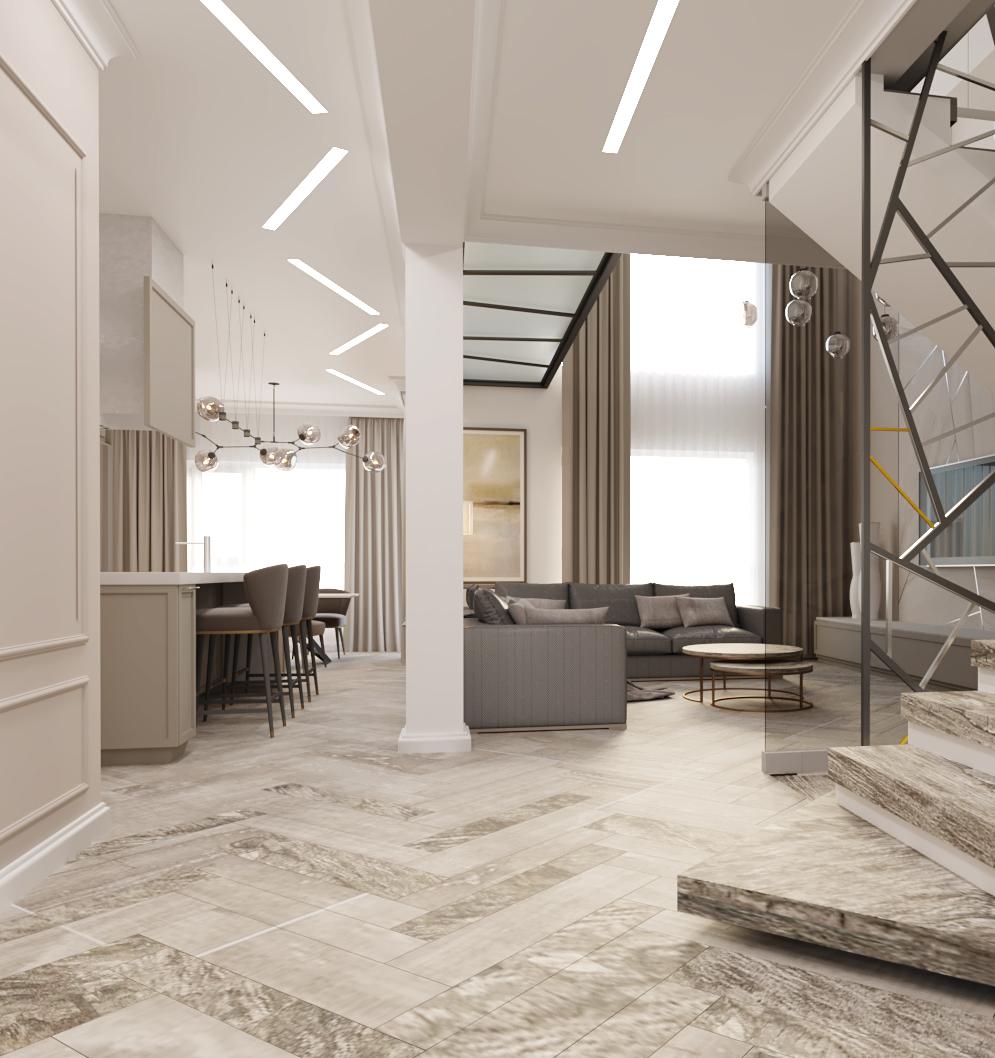 Дизайн проект дома в Ангарске
