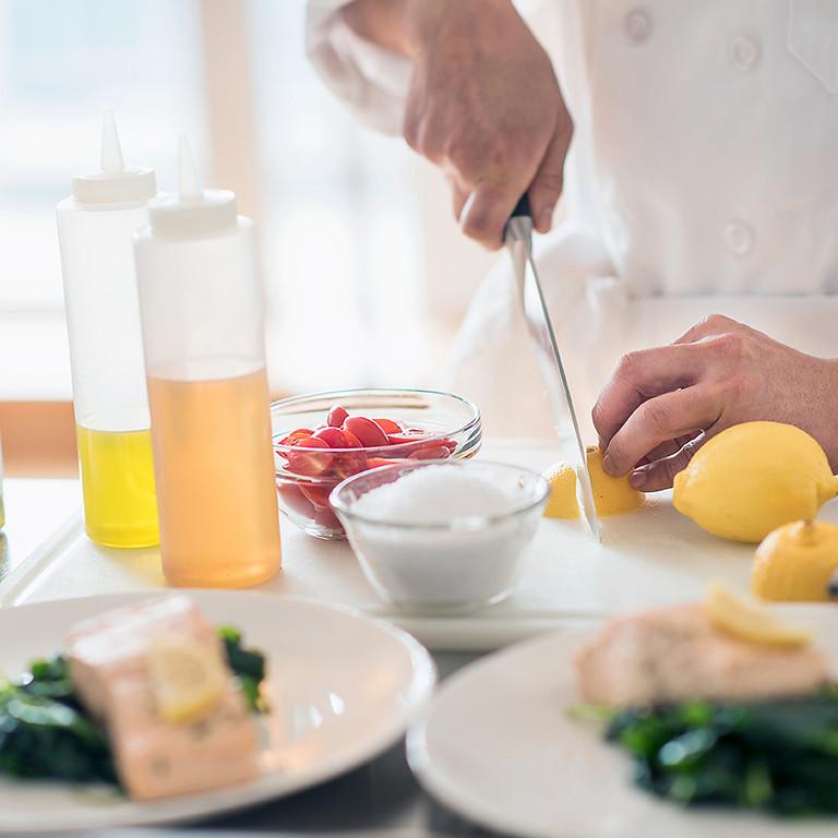 Hands-On Cooking Class: Greek Classics