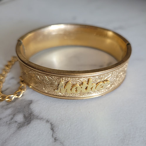 Mother Vintage Bangle Cuff