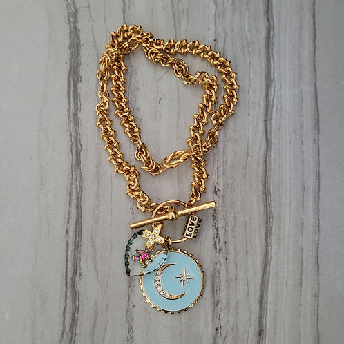 Teddy Love Necklace