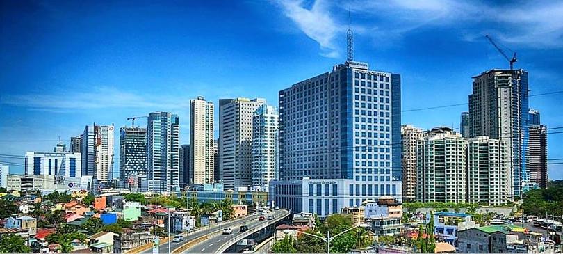Cebu City Skyline
