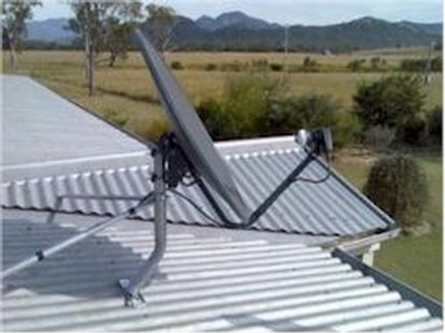 DIY HOUSE VAST SATELLITE TV SYSTEM SUITABLE FOR ANYWHERE IN AUSTRALIA